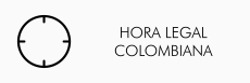 Hora legal Colombiana